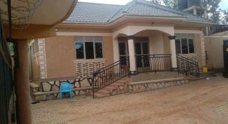 House for sale in Bulenga at shs 90,000,000