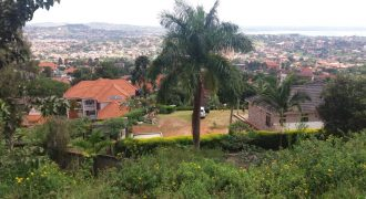 Plot for sale in Buziga Hill at shs 600,000,000