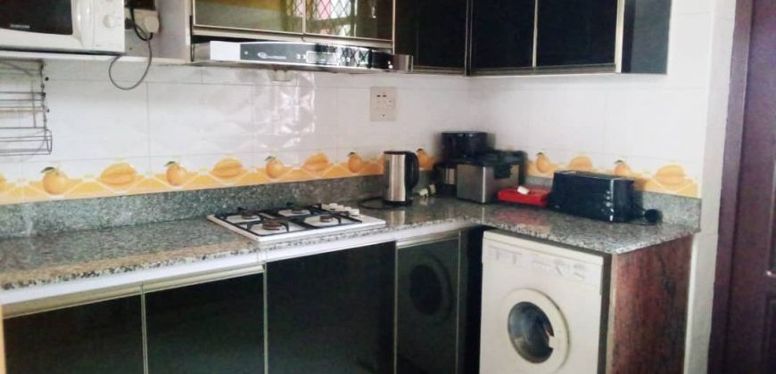 Fully furnished semi detached bungalow for rent in muyenga