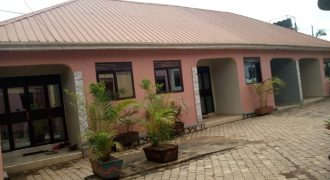 Fully furnished houses for rent in Kyaliwajjala