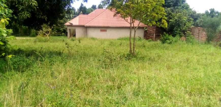 Plot for sale in Gayaza Naalya at shs 40,000,000