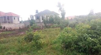 Plot for sale in Gayaza 45,000,000