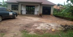 House for sale in Kira Kitukutwe at shs 130,000,000