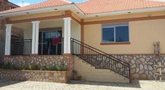 House for sale in Bwebajja at shs 270,000,000