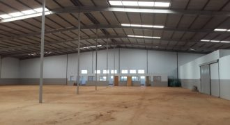 1500 Sqm Warehouse for Rent