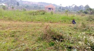 Plots for sale in Kisowera at shs 30,000,000
