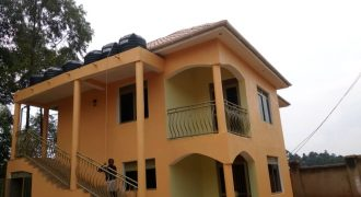 House for rent in Kulambiro at shs 600,000