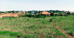 Plots for sale in Magigye at shs 22,000,000