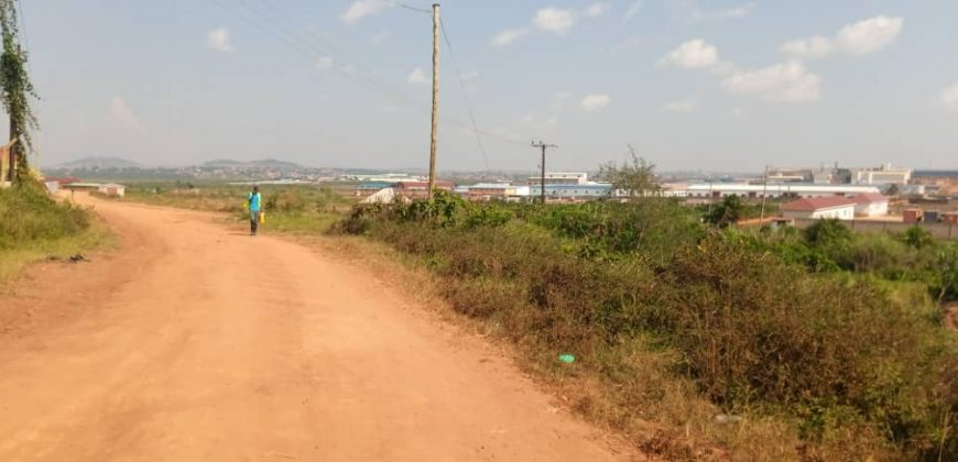 Plots for sale in Busukuma at shs 50,000,000
