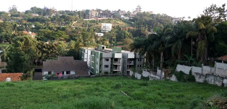 Plots for sale in Kololo at shs 25,900,000,000