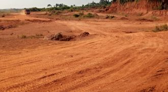 Plots for sale in Namanve roofing industrial area at shs 300,000,000 per acre