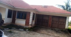 A house for sale in Mukono at shs 400,000,000