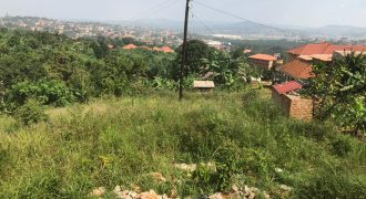 Land for sale in Seguku Katale at shs 160,000,000