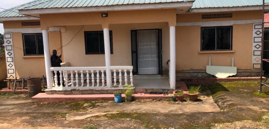 Residential house for sale in Katabi at shs 250,000,000