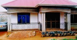 House for sale in Wakiso at shs 120,000,000