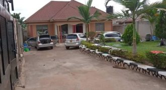 3 bedroomed house on sale in Namugongo at shs 250,000,000