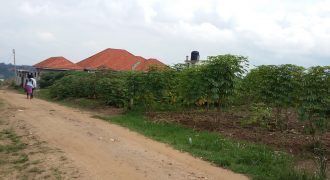 Plots on sale in Nsasa at shs 100,000,000