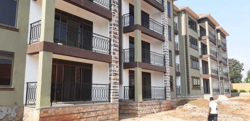 Apartments for sale in Komanboga Kyanja at 3,700,000,000