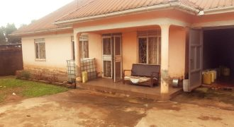 House for sale in Entebbe Lweza at shs 160,000,000