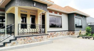 House for sale in Kira at shs 410,000,000