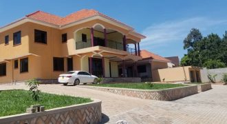House for sale in Mutundwe hill at shs 650,000 US dollars