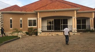 Bungalow for sale in Kira at shs 550,000,000
