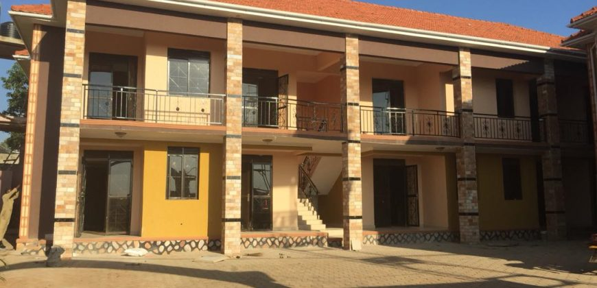House for rent in Kira at shs 550,000