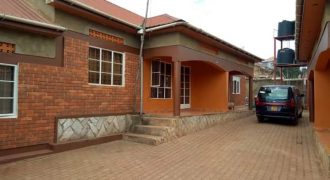House for rent in Namugongo at shs 450,000