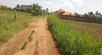 Plots for sale in Gayaza town at shs 80,000,000