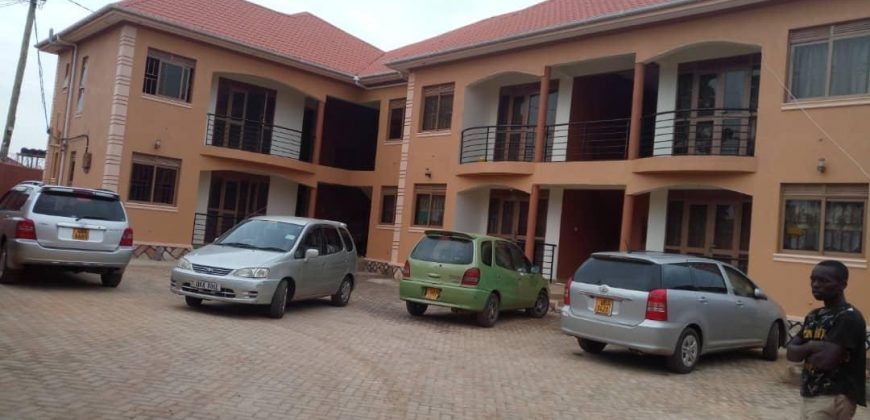 Apartments for sale in Kira at shs 700,000,000