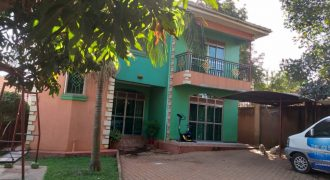House for rent in Kiwatule at shs 1500 US dollars