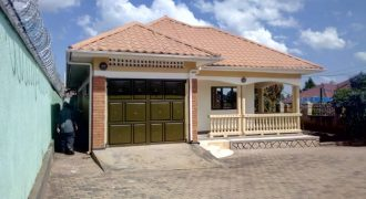 House for sale in Mukono at shs 160,000,000