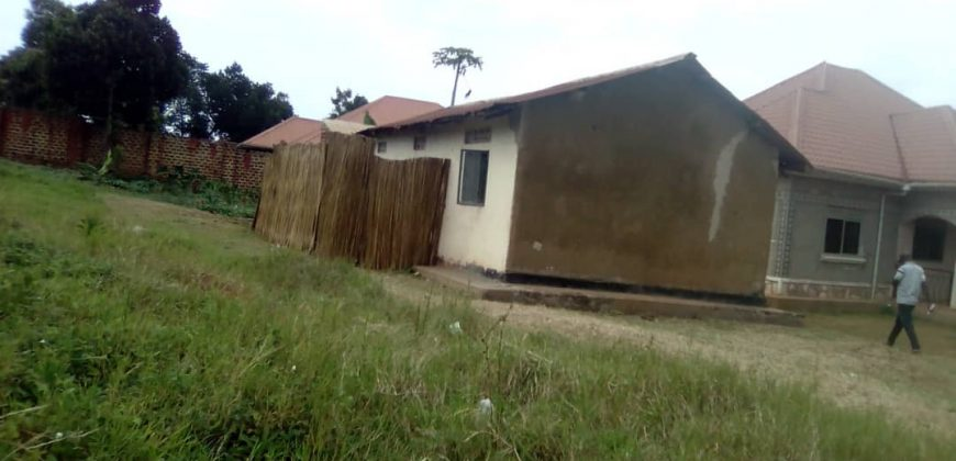Plots for sale in Manyangwa at shs 65,000,000