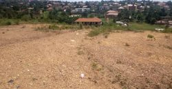 Plots for sale in Kawuku at shs 25,000,000