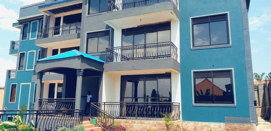 Brand new double rooms for rent in Kira shimon road at 400k
