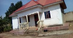 House for sale in Gayaza at shs 40,000,000