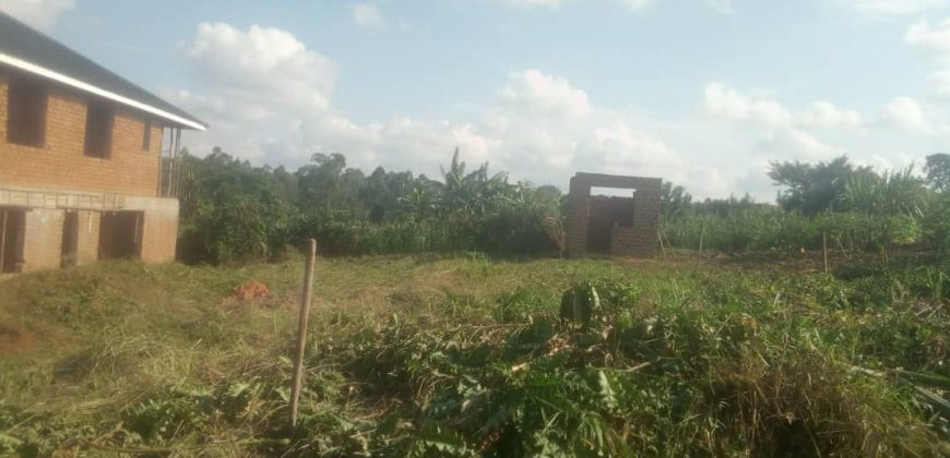 Plots for sale in Kiteezi at shs 35,000,000