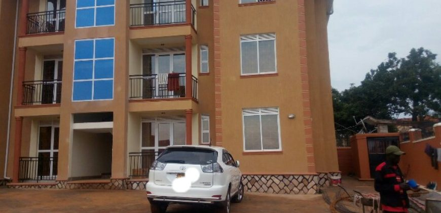 Apartments for sale in Wakaliga at shs 1,600,000,000