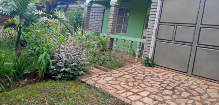 House for sale in Namugongo at shs 100,000,000