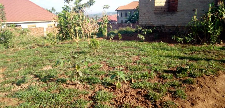 3 bedroomed shell house for sale in Manyangwa at shs 80,000,000