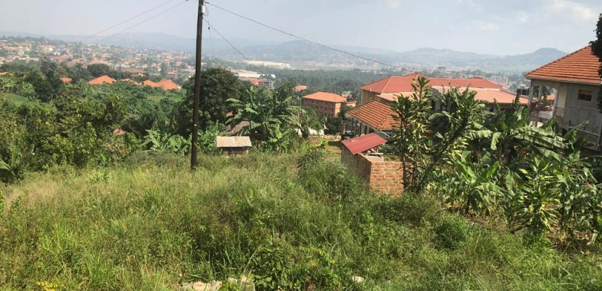 Plots for sale in Luweero at shs 4,500,000