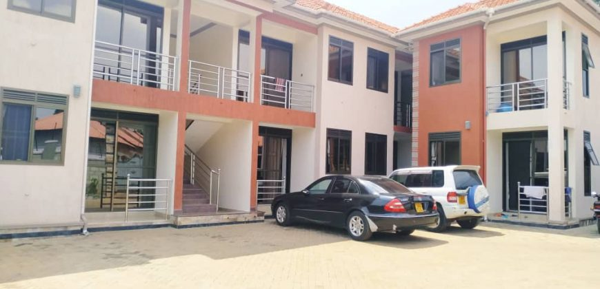 Apartments for sale in Kyanja at shs 1,200,000,000