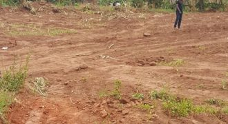 Plots on sale in Lukiizi Luwero at shs 4,000,000
