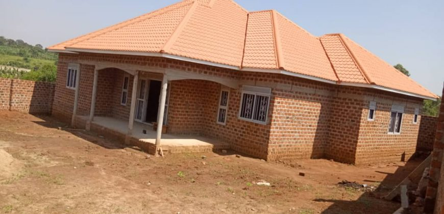 House for sale in Kira at shs 150,000,000