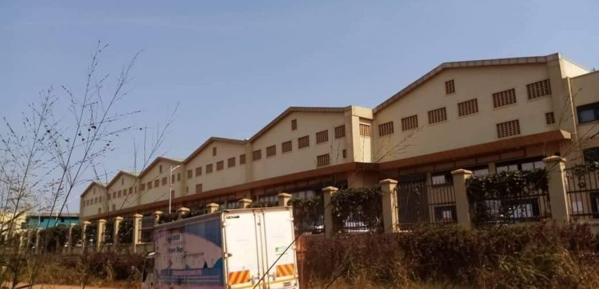 Ware house on sale in Ntinda at shs 8,000,000 US dollars