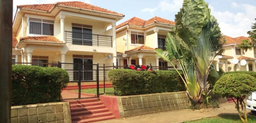 Apartments for sale in Bunga at shs 1,000,000,000