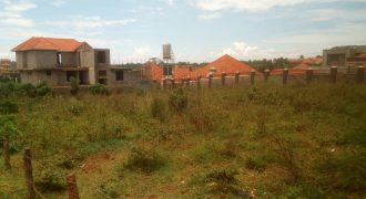Land on sale in Kakiri town at shs 12,000,000