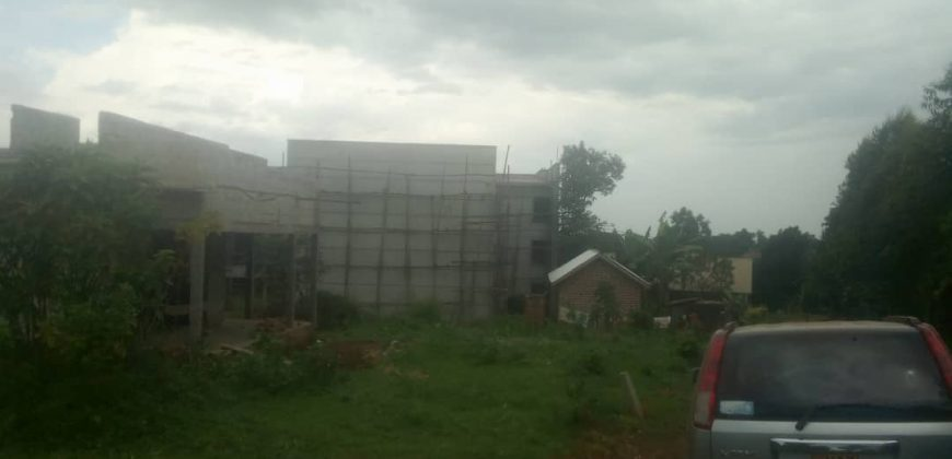Plots for sale in Matugga at shs 75,000,000