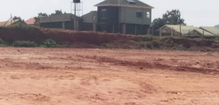 Plots on sale near Lubowa express high way at shs 880,000,000
