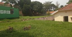 Plots for sale in Mbuya hill at shs 900,000 US dollars.
